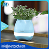 Family products 2017 mini speaker bluetooth ABS plastic wireless LED bulb speaker