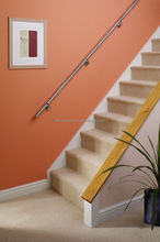 Stairs Staircase Handrail Banister Rail Support Kit 3.6m Stainless steel wall handrail bracket