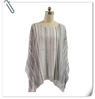 Lady's bat sleeve blouse