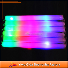 cheap neon LED flash foam sticks for night party 2017 year