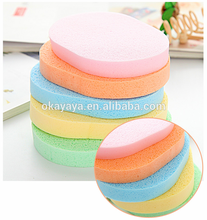 best selling products oval makeup brush facial cleaning sponge makeup sponge