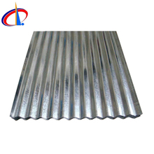 galvanized/galvalume/aluzinc corrugated steel roofing materials shandong