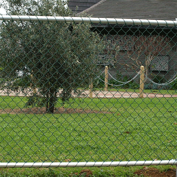 Chain link fence price, used chain link fence for sale factory