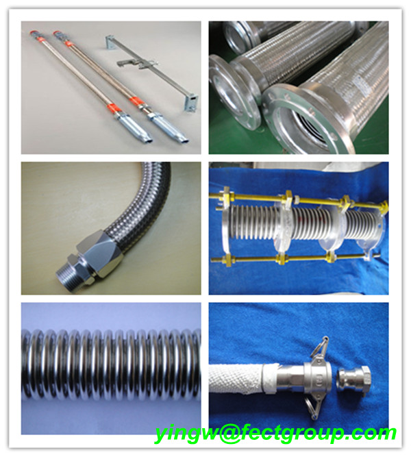 Stainless Steel Wire Braid Hose/Stainless Steel Wire Mesh Sleeve/Wire Mesh Braid