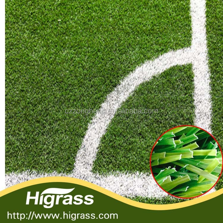 S Shape Fustal Synthetic grass Artificial turf