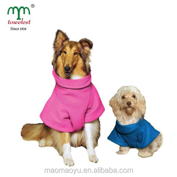SNUGGIE FOR DOGS fleece blanket coat with sleeves AS SEEN ON TV
