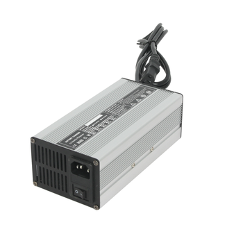 High quality fast cleaner 74.4V 3A 2A battery charger