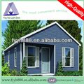 manufacture in china with iso9001 &CE low cost portable house prefab house