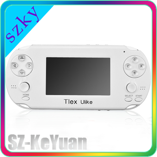 4GB ROM Color Screen 3 In 1 Video Game Console Touch Screen WiFi Handheld Game Console