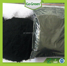 Go Green best selling 60 mesh black rubber powder for asphalt