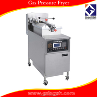 HOT selling Whirlston chicken pressure fryer with oil pump/henny penny electric chicken pressure fryer(CE ISO9001 BV)