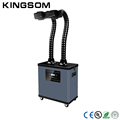 Digital Display Salon Fume Extractor , Beauty Powerful Fume Evacuator