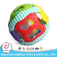 New arrival educational baby ball toy with light and sound