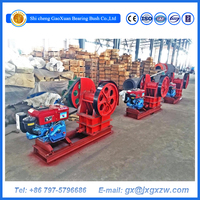 Professional Manufacturer Mobile Small Jaw Crusher