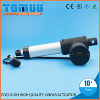 customization supported 12v 24v linear push pull solenoid actuator