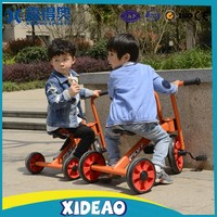 XIDEAO 2015 hot selling child tricycle wheel for outdoor playground