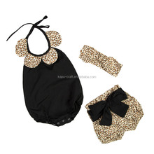 newest style hot sale floral rompers importing clothes factory price infant romper set