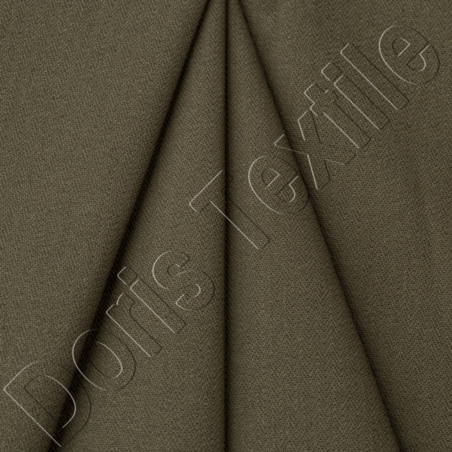 147GSM make to order supply stretch twill fabric for uniform