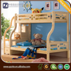 New Design Hot Sale Modern Style Pine Solid Wood Kids Bed