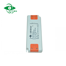 Ultra thin 60w power supply IP20 constant voltage 12v 24v slim led driver