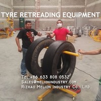 Truck Tire Retreading Equipment