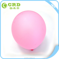 "whosale 10"" pantone 10 colors round shaped latex balloon"