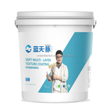 Environmental wall protection and safety outdoor coating wall paint