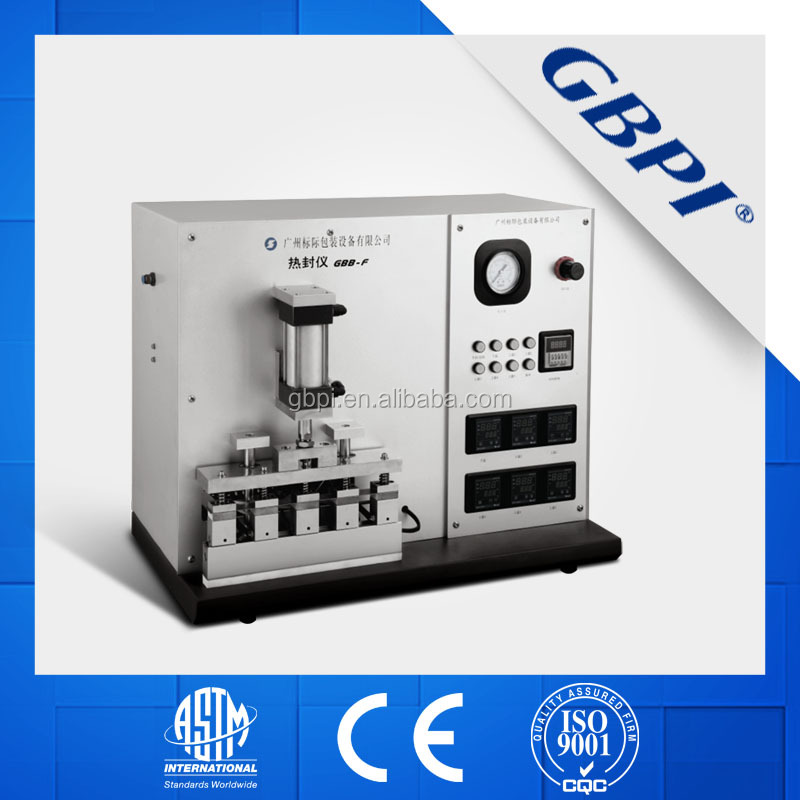Heat Sealing Tester (GBB-F), plastic testing equipment,packaging testing machine