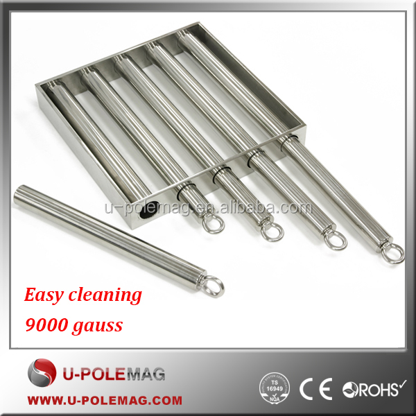 Chinese high quality strong easy clean magnetic filter CE