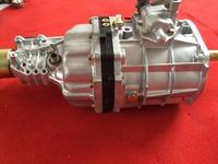 Toyota Quantum 2TR-FE engine transmission gearbox