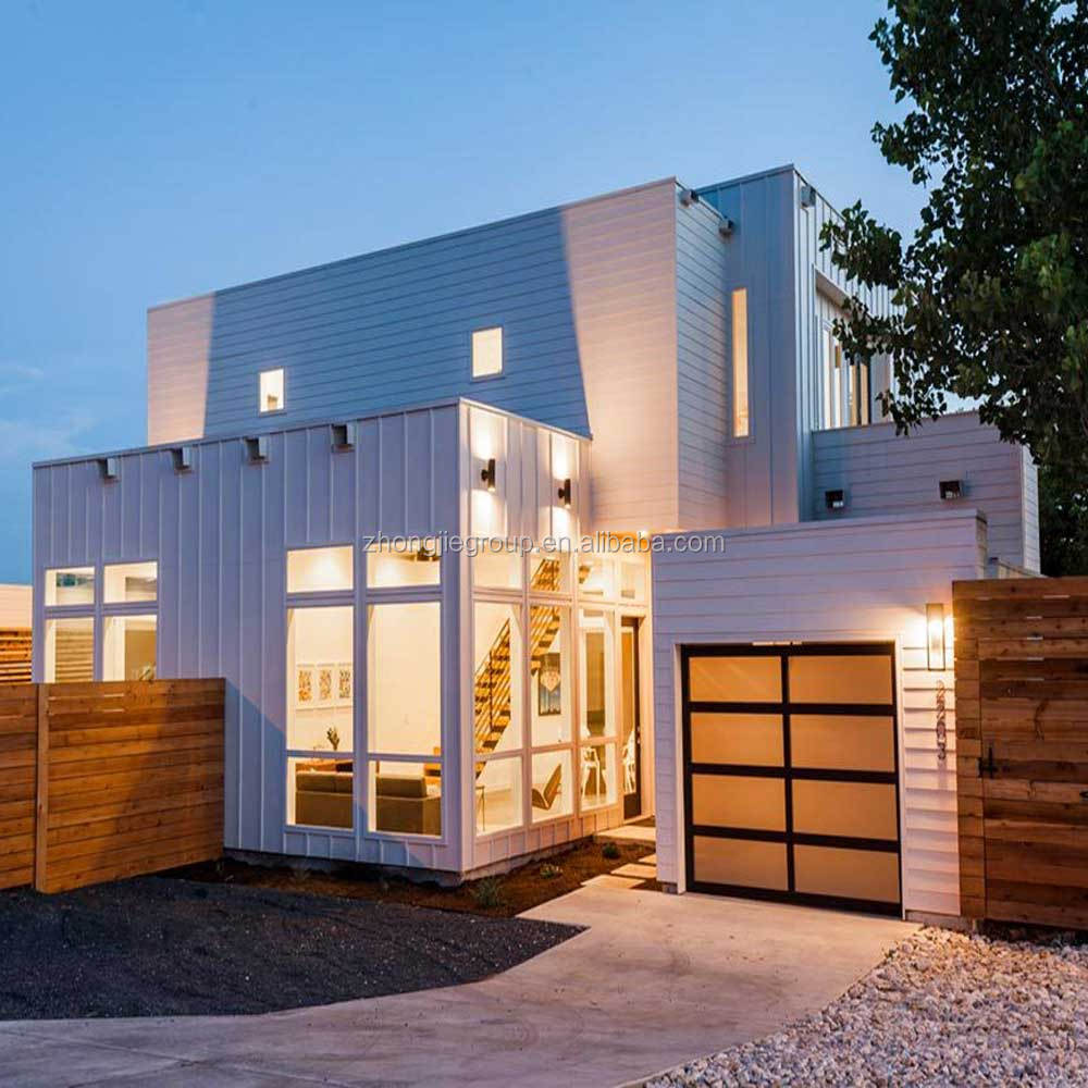 ready made container house prefab houses furnished for living and rent
