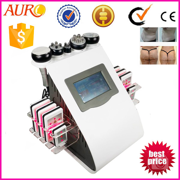 No side effects ultrasonic fatness removal cellulite reducing equipment Au-41