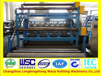 Electric control machine for 3D mesh fabric -GE298