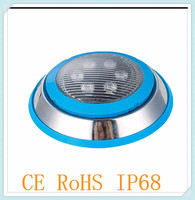 Wholesale high quality stainless steel swimming pool lights, underwater lights, landscape lights