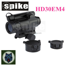 Spike Airsoft M4 Red & Green Dot Sight Scope Red Dot for Rifle Air Guns
