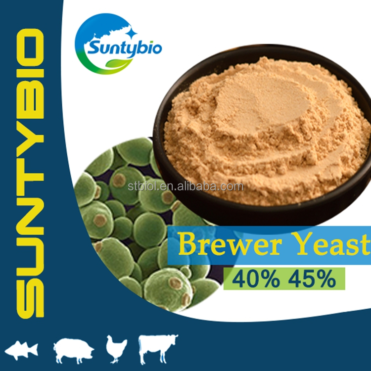 Factory supply poultry feed inactive beer yeast powder