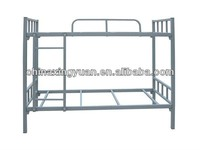China Good Quality used metal frame double bunk beds for kids