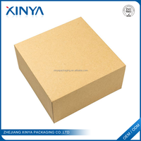 XINYA Full Color Custom Printed Recycable Mailing Corrugated Carton Boxes Packaging