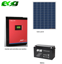 10kwh solar panel electricity generating system for home