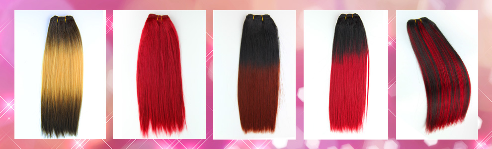Stefull hair good quality no tangle japanese fiber crotchet braids extensions