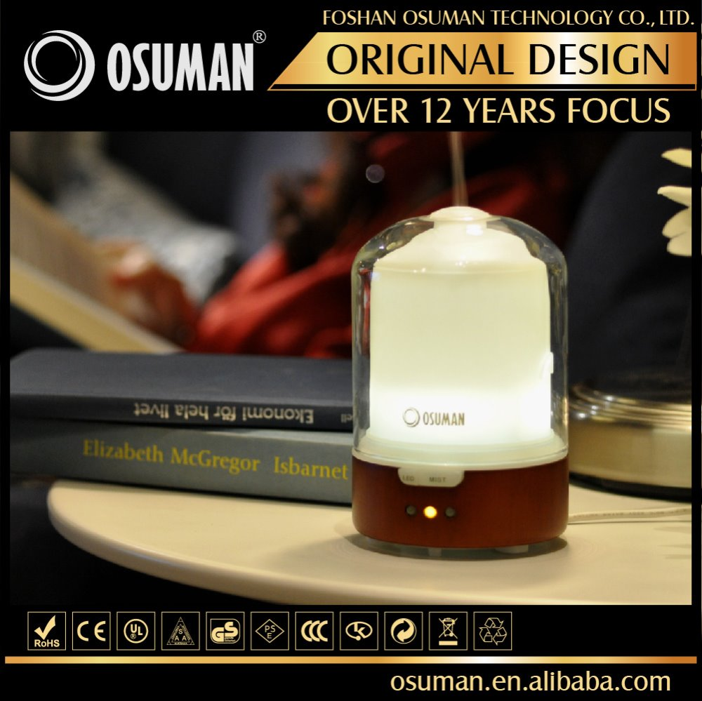 Wholesale N13 scent diffuser system ultrasonic nebulizer diffuser with cool mist