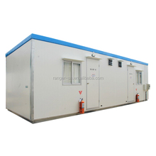 Small Container House/20' container accommodation 40' container office
