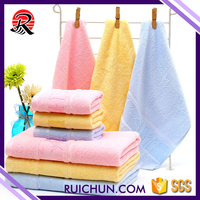 Best Brand Fashionable 21S/2 100% Bamboo Towels