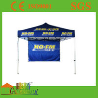screen printed/promotional/pop up canopy/advertising gazebo/ display aluminum folding tents