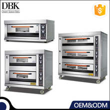 Full-Automatic Stainless Steel gas Pastry Bread 1 2 3 Layers bakery oven for Commercial