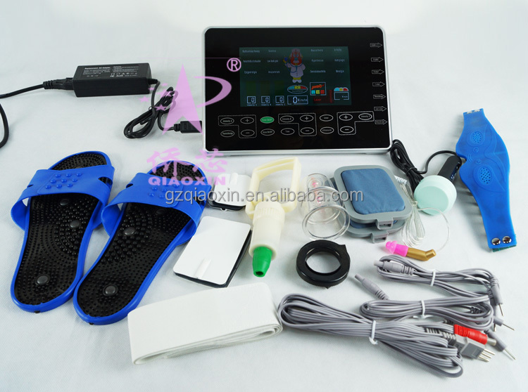 Alibaba wholesaler Meridian Physiotherapy Massager digital therapy machine for health care