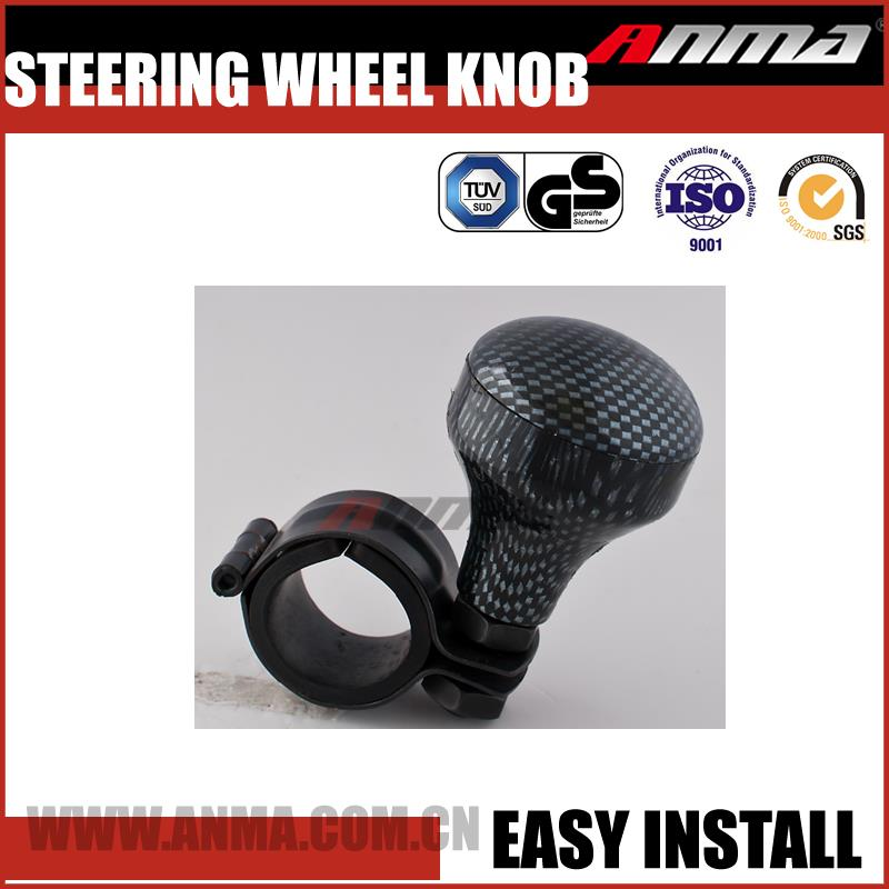 Made In china car universal steering wheel knob