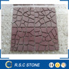 Red granite paving stone for wholesale