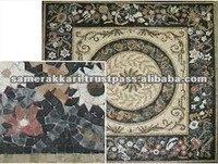 Square Stone Mosaic Tile for Floor Decoration
