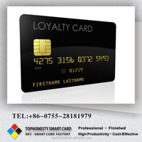 Pvc 125khz ID RFID Card For